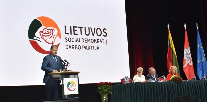 Naujai įsteigtai partijai gerų žodžių negailėjo Premjeras Saulius Skvernelis. Posėdžiui pirmininkavo Gediminas Kirkilas, Živilė Pinskuvienė ir Irena Šiaulienė.