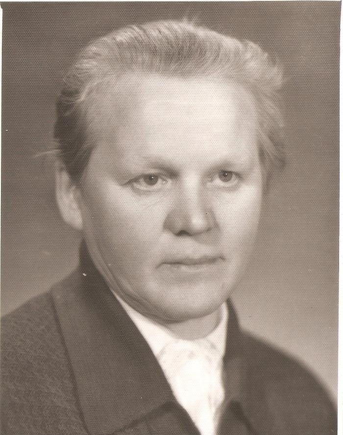 Nuo 1975 metų Širvintų pašte laiškininke dirbo Družuose gyvenanti Marytė Inčiūrienė.