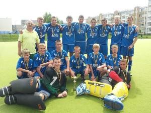 Širvintų SM komanda - aštuoniolikamečių varžybų vicečempionė.