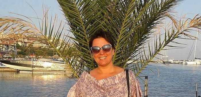 Diana Jacino atostogauja Bulgarijoje.