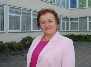 """Širvintų rajono savivaldybės Švietimo ir kultūros skyriaus vedėja Regina Jagminienė: """"Artėjantys mokslo metai bus dešimčia dienų ilgesni - tai numatyta naujuose bendrojo ugdymo planuose."""""""