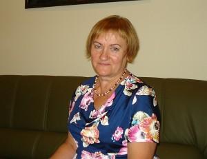 """Širvintų rajono savivaldybės Švietimo ir kultūros skyriaus vedėja Regina Jagminienė: """"Jaunų specialistų neturime. Mažose mokyklose trūksta informacinių technologijų mokytojų."""""""