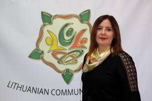 Širvintiškė Jelena Masiukė vadovauja Lidso miesto lietuvių bendruomenei.