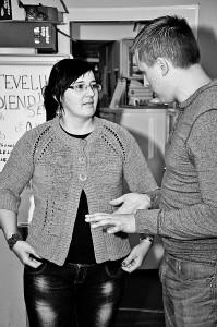 Pirmieji Jelenos Masiukės pokalbiai su vienu iš lietuvių bendruomenės įkūrėjų Arūnu Milašiumi.