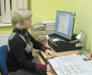 Specialioji pedagogė Rasa Kazlauskienė tikisi, kad gegužę Pedagoginė psichologinė tarnyba jau dirbs rekonstruotose patalpose.