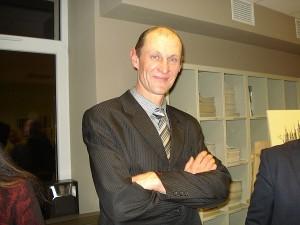 Čiobiškio-Padalių kelto savininkas Gediminas Dzeventauskas yra trečios kartos unikalaus amato atstovas, tęsiantis senelio 1935 metais pradėtą keltininko darbą.