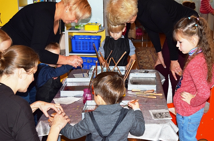 Kūrybinė edukacija Kernavėje