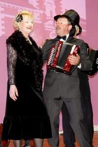 Vingriomis melodijomis džiugino Alvydos Krapienės ir Jono Andrikonio duetas.