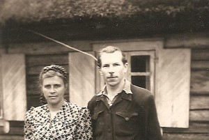 Mokytojai Pranė ir Viktoras Kiškiai - Zibalų krašto šviesuoliai.