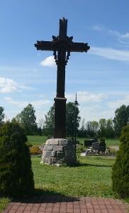 Paširvinčio kapinės (Meistrai Kęstutis Norušis ir Remigijus Rudokas).