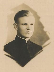Zenonas Baužys. 1929 metai. Kaunas (limis.lt)