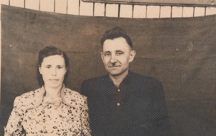 Zosia Kuzmienė ir Stasys Kuzma po tremties dar tris metus gyveno Vorkutoje.