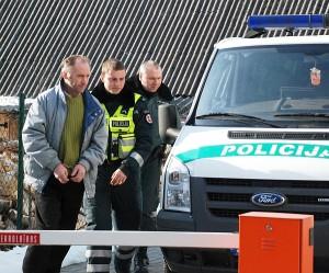 Už nuolatinį žmonos terorizavimą ir mušimą Tadeušas Lelis per metus išgirdo net keturis nuosprendžius.