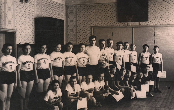 1958 metai. Keturios musninkiečių komandos iš Širvintų parsivežė tris taures.