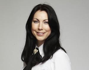 Lina Duliūnaitė-Nikiporavičienė.