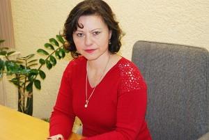 """VšĮ Širvintų ligoninė direktorė Laima Meškauskienė: """"Dabar mūsų pacientai, esantys Palaikomojo gydymo ir slaugos skyriuje, turi tikrai geras sąlygas gydytis. Tai modernus, pagal naujausius reikalavimus įrengtas skyrius."""""""