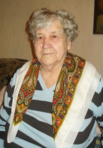 Avižonių kaimo gyventoja Irena Miselienė beveik 8 metus kentėjo tremtyje Irkutsko srityje.