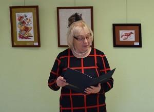 Širvintų rajono neįgaliųjų draugijos pirmininkė Stanislava Maslinskienė papasakojo apie draugijos veiklą.