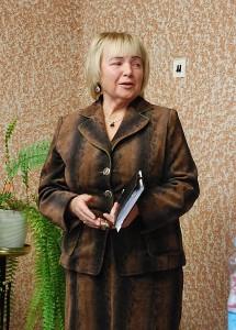 Naująja Širvintų neįgaliųjų draugijos pirmininke išrinkta Stanislava Maslinskienė.