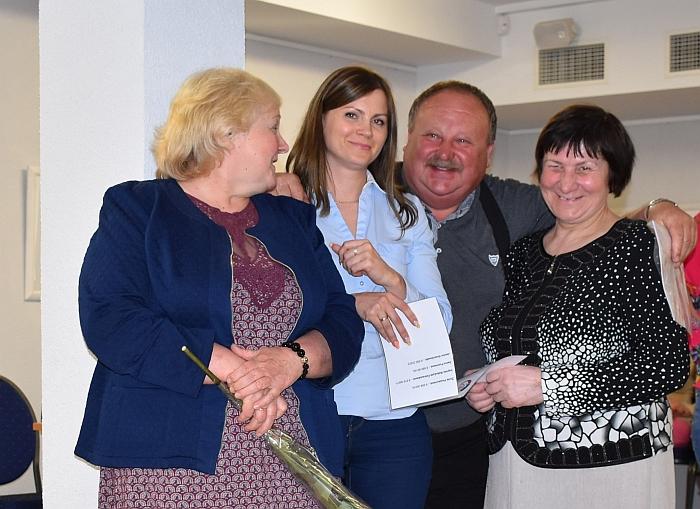 Smagiai nusiteikę Lietuvos socialdemokratų darbo partijos Širvintų skyriaus tarybos naria