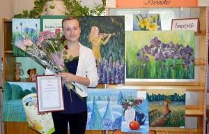Ingrida Paciūnaitė yra aktyvi įvairių renginių dalyvė, daugiausia dėmesio bei įvertinimo ji yra sulaukusi piešinių parodose ir konkursuose.