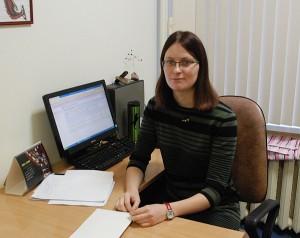 Apie sunkumus vaikų auklėjimo procese tėvai galės pasikalbėti su gydytoja vaikų ir paauglių psichiatre Viktorija Palubeckiene.