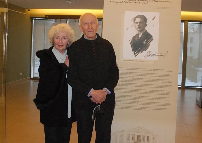 Emilija Pajauta Šiaučiūnaitė - Garbonienė ir brolis Juozapas Eugenijus