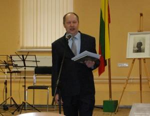 Apie Alfonso Petrulio kunigo tarnystę ir jo gyvenimą išsamiai papasakojo dr. Algimantas Katilius.