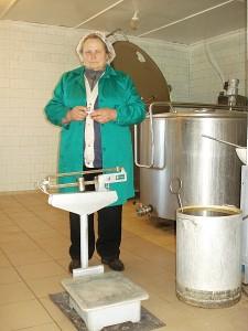 Paklausta apie pieno supirkimo kainas, Melanija Andrikonienė sakė, kad jos statytojams nėra palankios.
