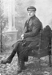 Tautininkų sąjungos Širvintų skyriaus vadovas Edvardas Rulinskas dėl Nepriklausomybę kovojo ir su bolševikais, ir su lenkais, ir su bermontininkais.
