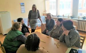 Į Socialinių paslaugų centro direktoriaus pareigas Neringa Lubytė paskirta, laimėjusi viešą konkursą.