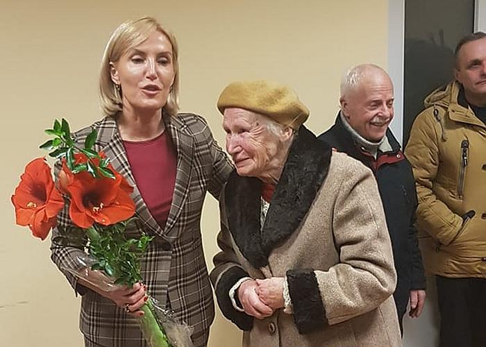 Po susitikimo Musninkuose (Aldonos Grigienės nuotr.).
