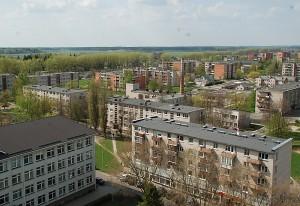 2013 metų gruodžio 31 dieną Širvintų rajono savivaldybėje buvo įregistruota 576,6 tūkst. kv. m gyvenamojo butų fondo, iš jo - 166,3 tūkst. kv. m - Širvintų mieste.