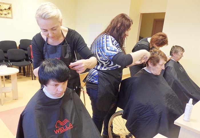 Daromos šukuosenos