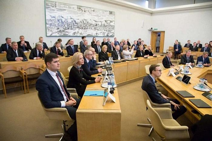Širvintų rajono merė Živilė Pinskuvienė susitikime su ministru pirmininku.