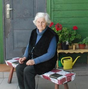 Šiandien Marcelė Tamašauskienė džiaugiasi ramiu gyvenimu.