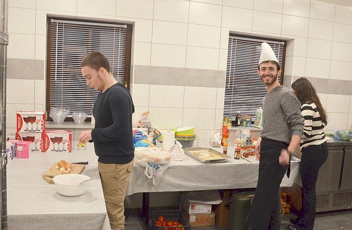 Vyrai nacionalinėje virtuvėje...