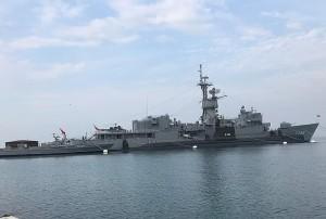 Izmire ir pačioje Turkijoje yra daug istorinių muziejų, vienas iš jų yra įrengtas kariniame laive.