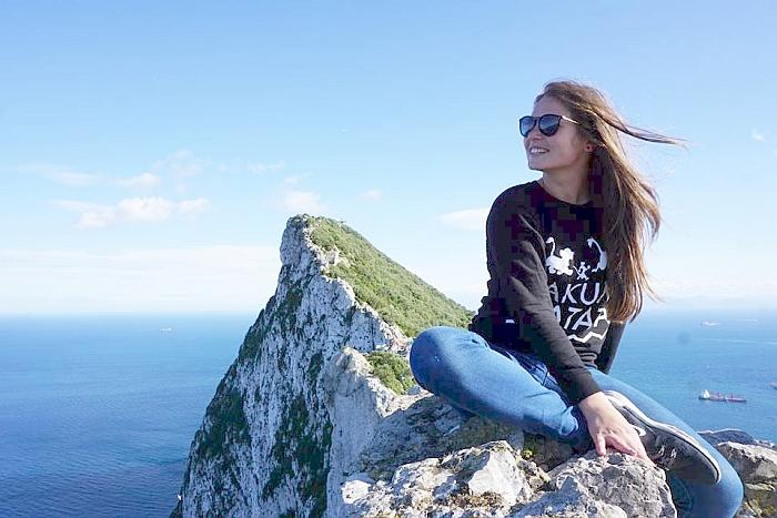 Įspūdingas Gibraltaro kraštovaizdis