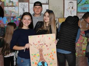 Bartkuškyje svečiavosi ukrainiečiai