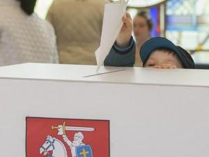 Širvintų rajone bus galima rinktis iš 196 kandidatų (lzinios.lt nuotr.).