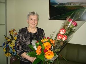 """Širvintų """"Atžalyno"""" progimnazijos direktorė Helena Vaicekauskienė: """"28 metus auginau """"Atžalyno"""" medį. Tai, kas padaryta gražaus ir gero mokykloje, yra viso kolektyvo nuopelnas."""""""