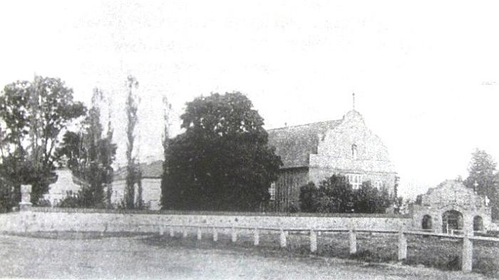 Gelvonų vienuolynas. XIX a. pabaiga. S. Kosakovskio nuotrauka.