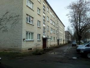 Kuris čia namas - Vilniaus g. 56 ar Vilniaus g. 57?