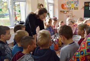 Edukacija Musninkų gimnazijoje
