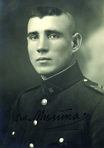 Lietuvos kariuomenės savanoris Jonas Misiūnas, 1932 metai