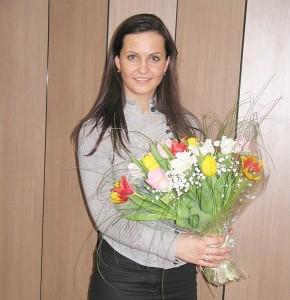 Motiejūnų kaimo bendruomenės pirmininke išrinkta Alina Zapolskienė.