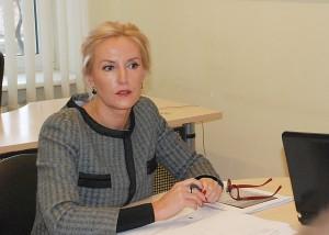 """Živilė Pinskuvienė: """"Kol aš esu rajono taryboje, žmonės už durų su savo problemomis nestovės..."""""""
