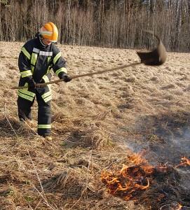 Ugniagesių laukia naujas darbymetis.