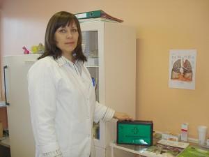 """Širvintų """"Atžalyno"""" progimnazijos sveikatos priežiūros specialistė Asta Žukauskienė: """"Tik per 4 procentus mokinių, besimokančių progimnazijoje, neturi jokių sveikatos sutrikimų."""""""